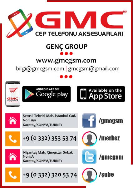 GMC Cep Telefonu Aksesuarları, Konya Cep Telefonu Aksesuar, Akşehir Sembol Web Tasarım